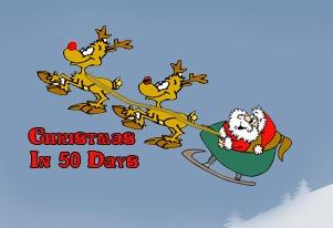 Christmas Countdown Gadget for Your Windows Desktop